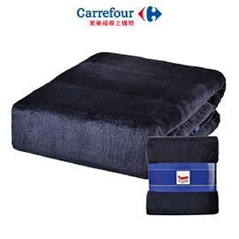 法蘭絨毯(顏色隨機)