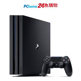 PS4 Pro-1TB《極致黑》遊戲主機