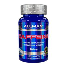 ALLMAX Nutrition, Caffeine 咖啡因錠