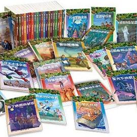 神奇樹屋 1-55+神奇樹屋小百科 1-20 (75冊合售) Magic Tree House+Magic Tree House Fact Tracker Series