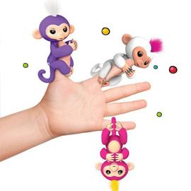 玩具反斗城~互動寵物猴/手指猴