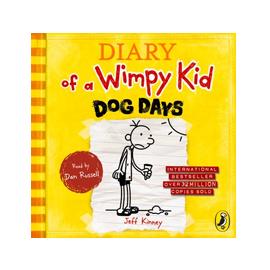 有聲書-Diary of a Wimpy Kid
