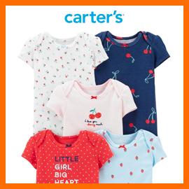 嬰兒連身衣5件組