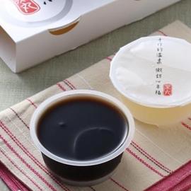 黑丸 嫩仙草/檸檬寒天愛玉 MINI杯3條
