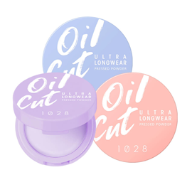 1028 Oil Cut!超吸油蜜粉餅