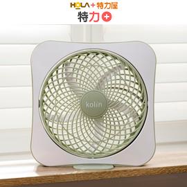 歌林10吋DC充電式風扇